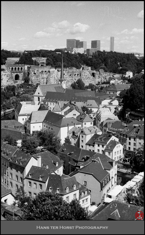 Old Luxembourg City