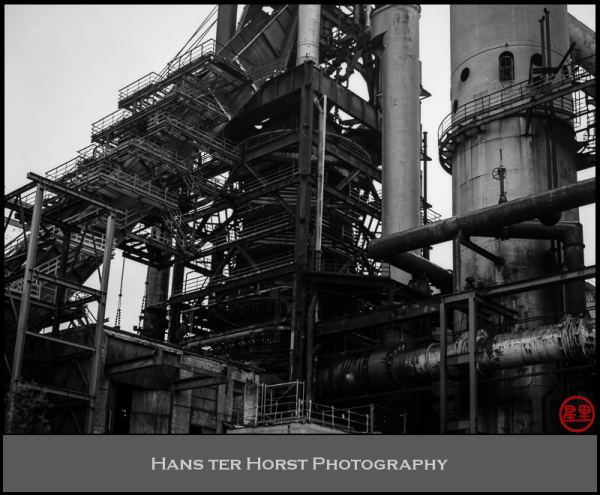 Around the blast furnaces of Belval