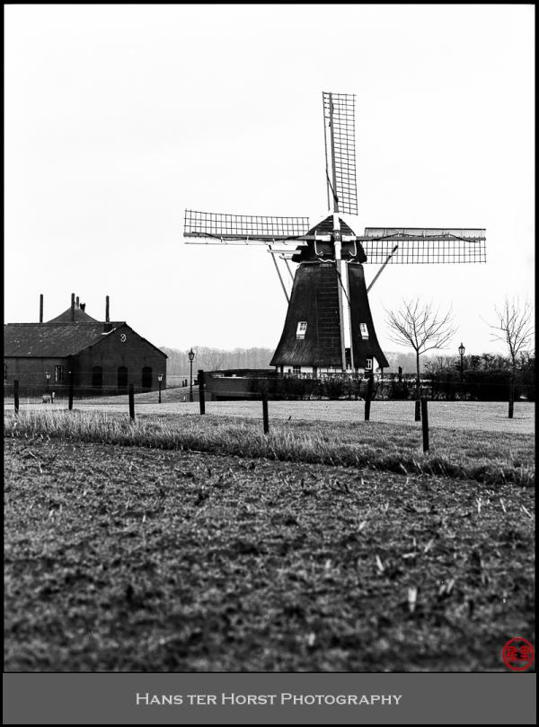 Warkense windmill