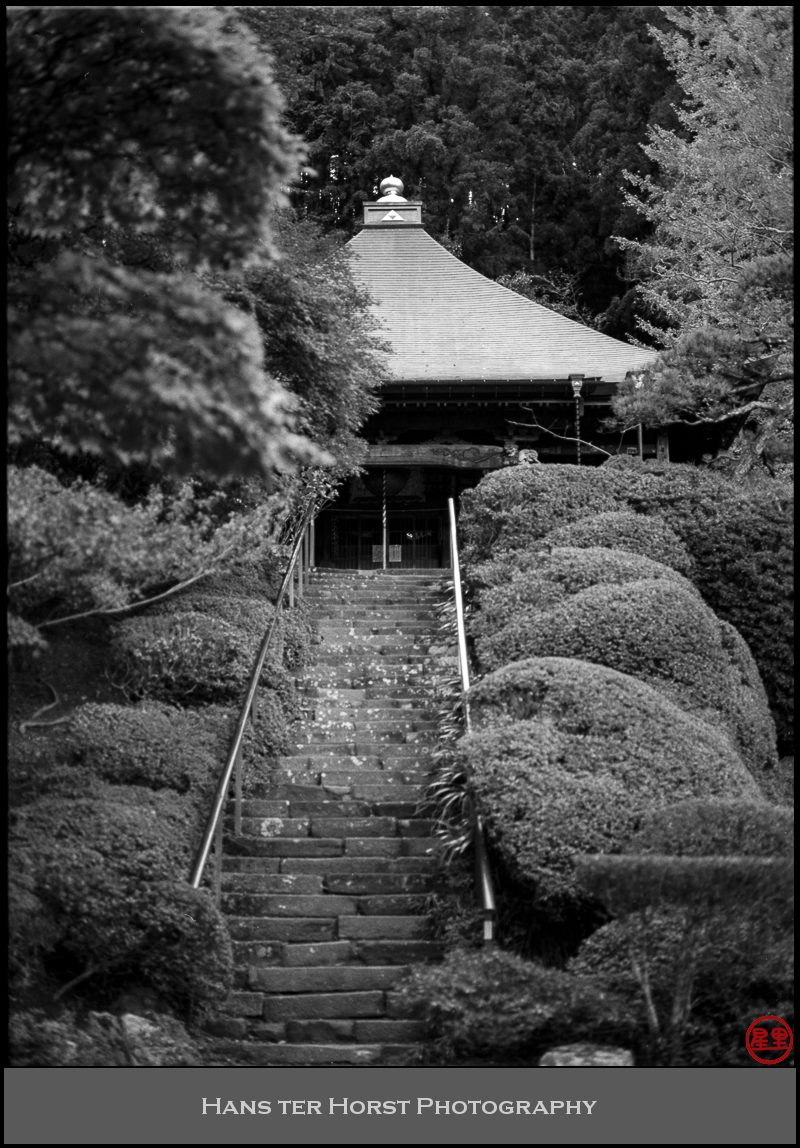 Temple #30 of the 34 Kannon temple pilgrimage