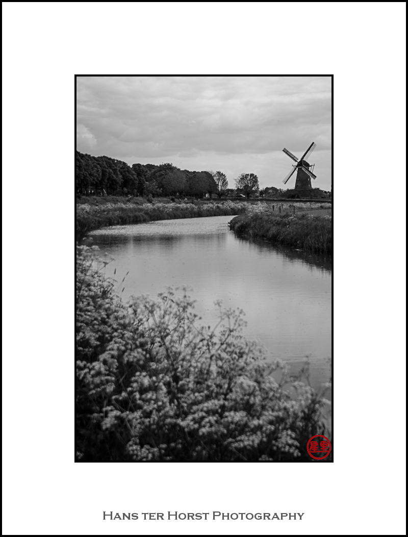 Windmill around Bronkhorst
