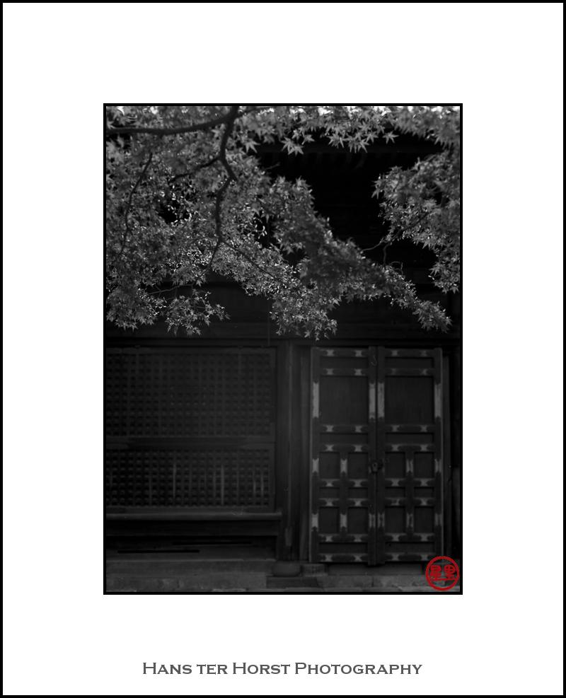 Hall at Kita-in Temple, Kawagoe