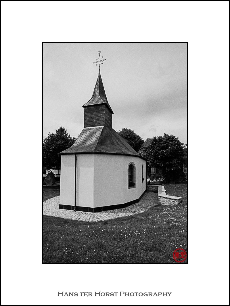St. Maximin chapel in Clemency