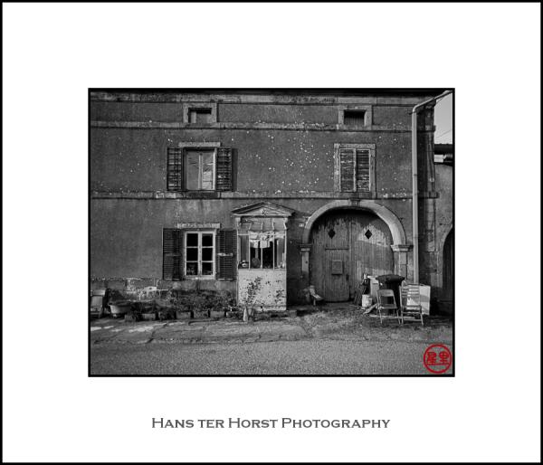 Houses of Grandrupt-de-Bains