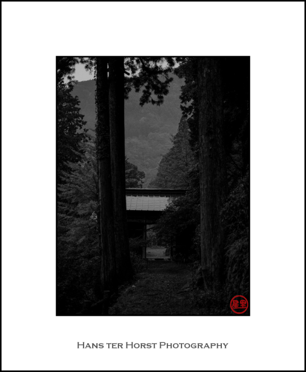 Gate to Taiyoji Temple