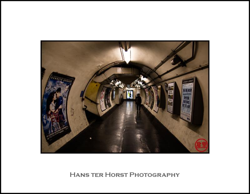 Holland Park Tube station