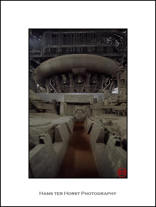 The blast furnace