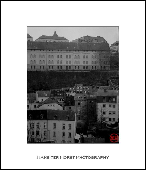 Beautiful Luxembourg City