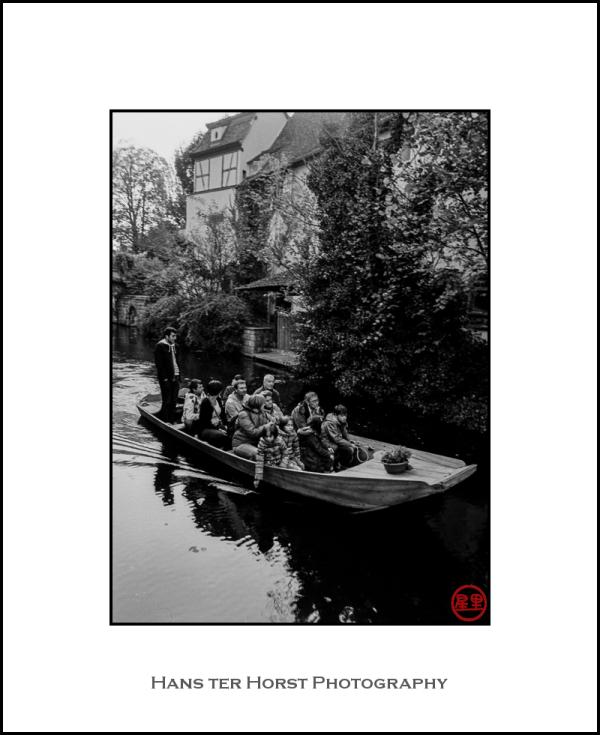 Punting in Colmar