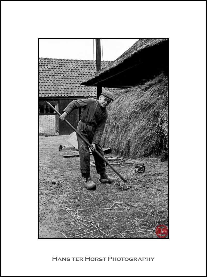 Vintage: More chores
