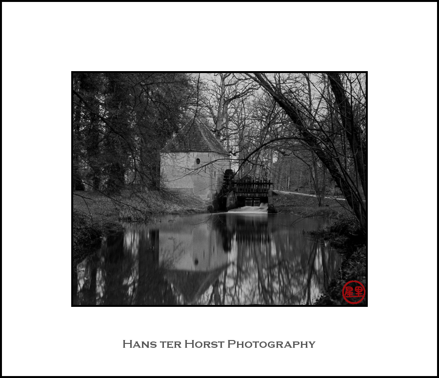 Watermill at Hackfort Manor