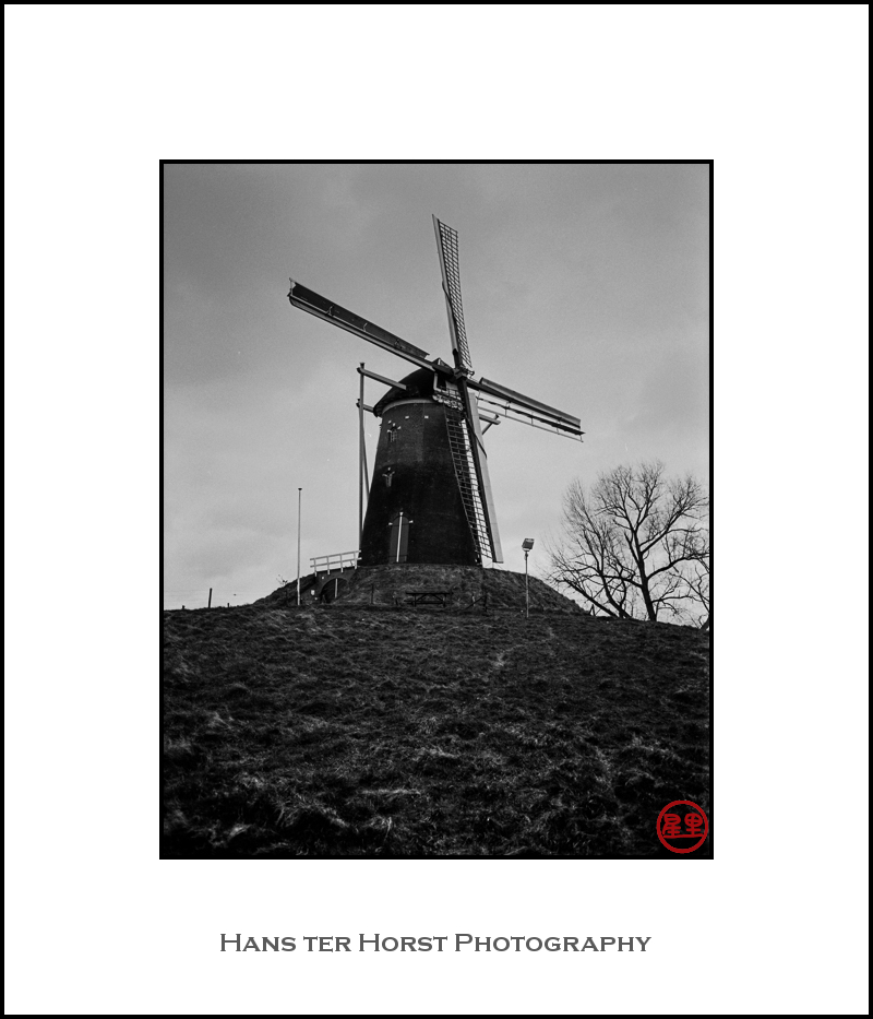 Windmill in Bredevoort