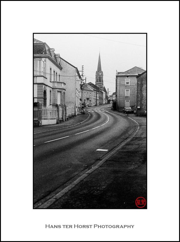 Zorki-S: Centre of Rédange