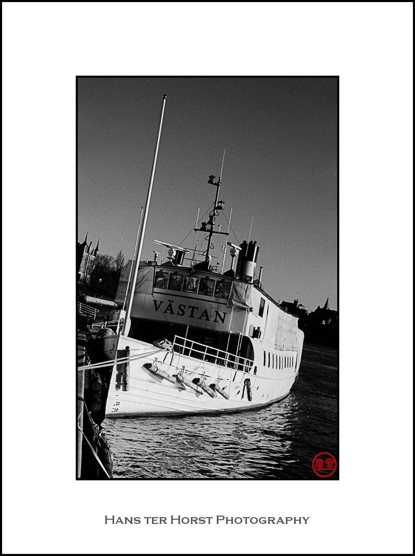 Waxholm ferry