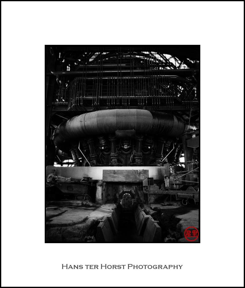 Belval: the furnace
