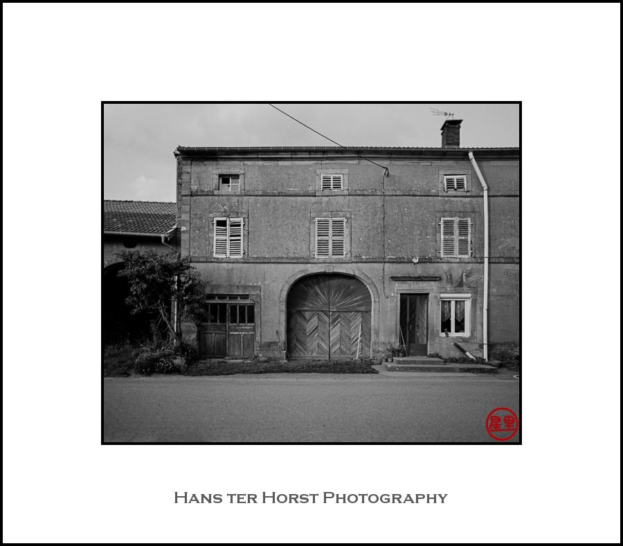 Farmhouse of the Vosges