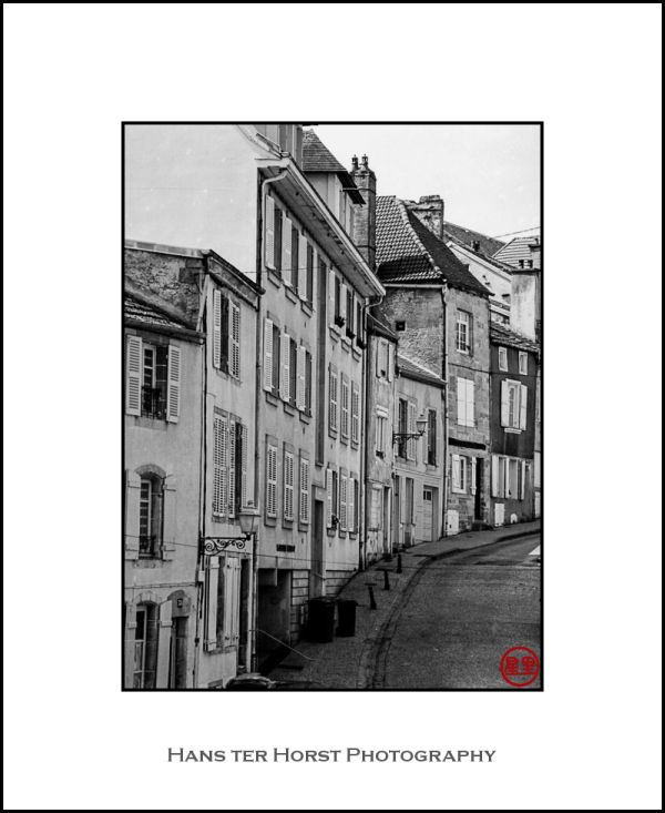 Street in Langres