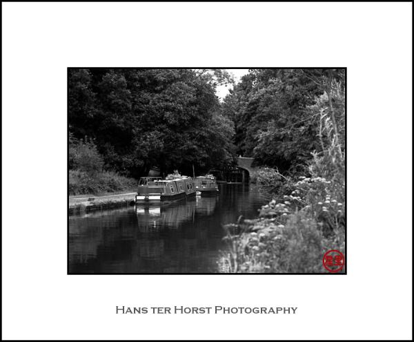 Grand Union Canal around Watford