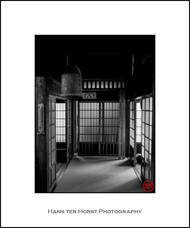 Inside Taiyo-ji temple