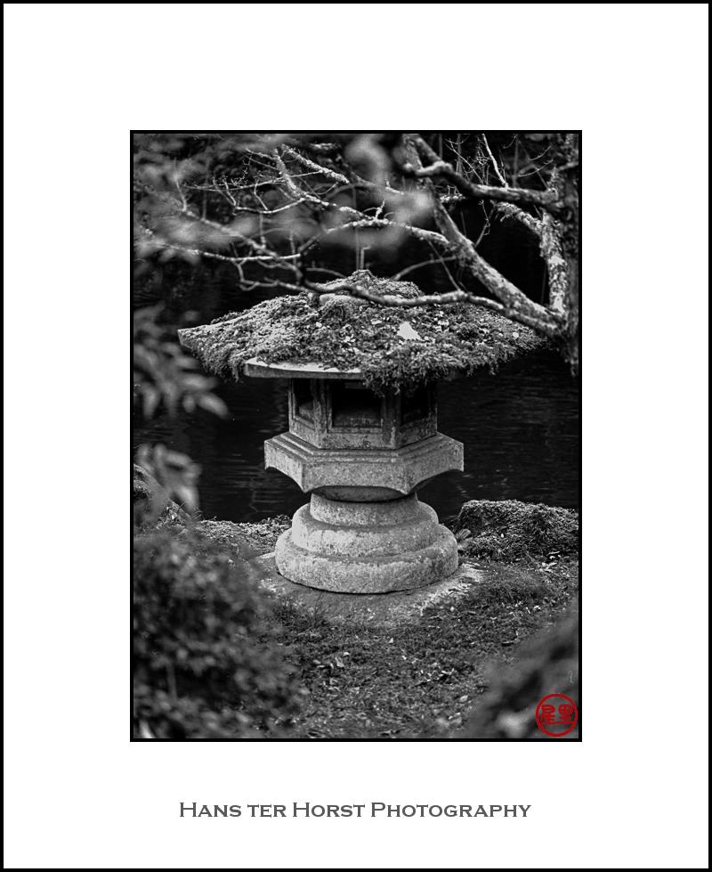 Stone lantern, Narita