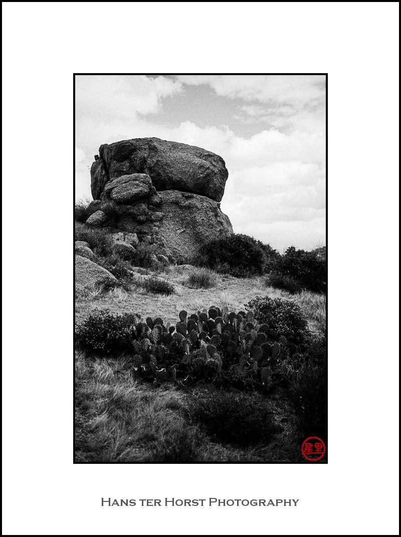 Rockformation,  Sonoran Desert