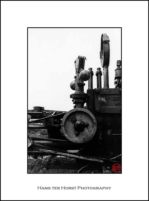Details of steam engine