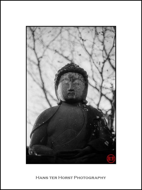 Buddha statue, Kawagoe