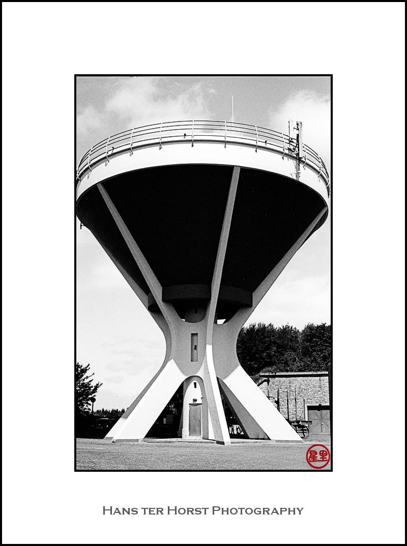 Mamer, water tower