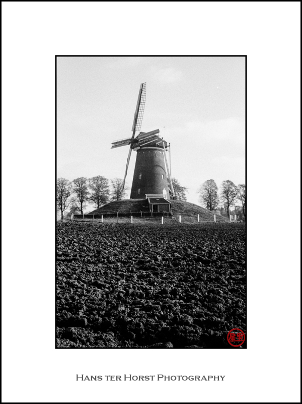 Bronkhorst, windmill