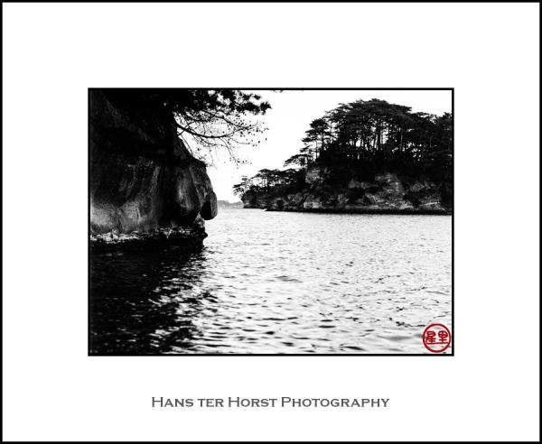 The islands of Matsushima