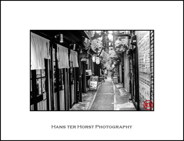 Alley, Shinjuku