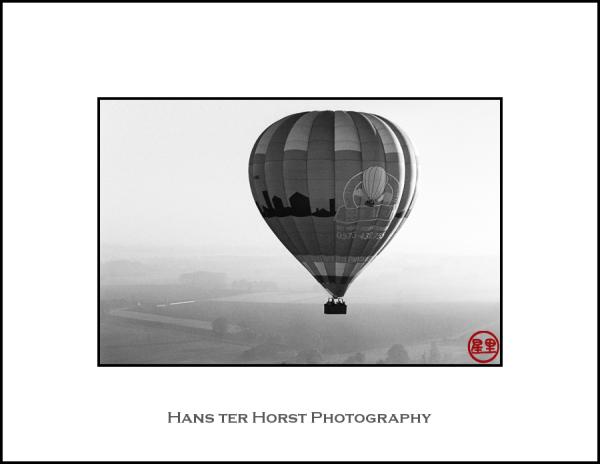 Ballooning in B&W