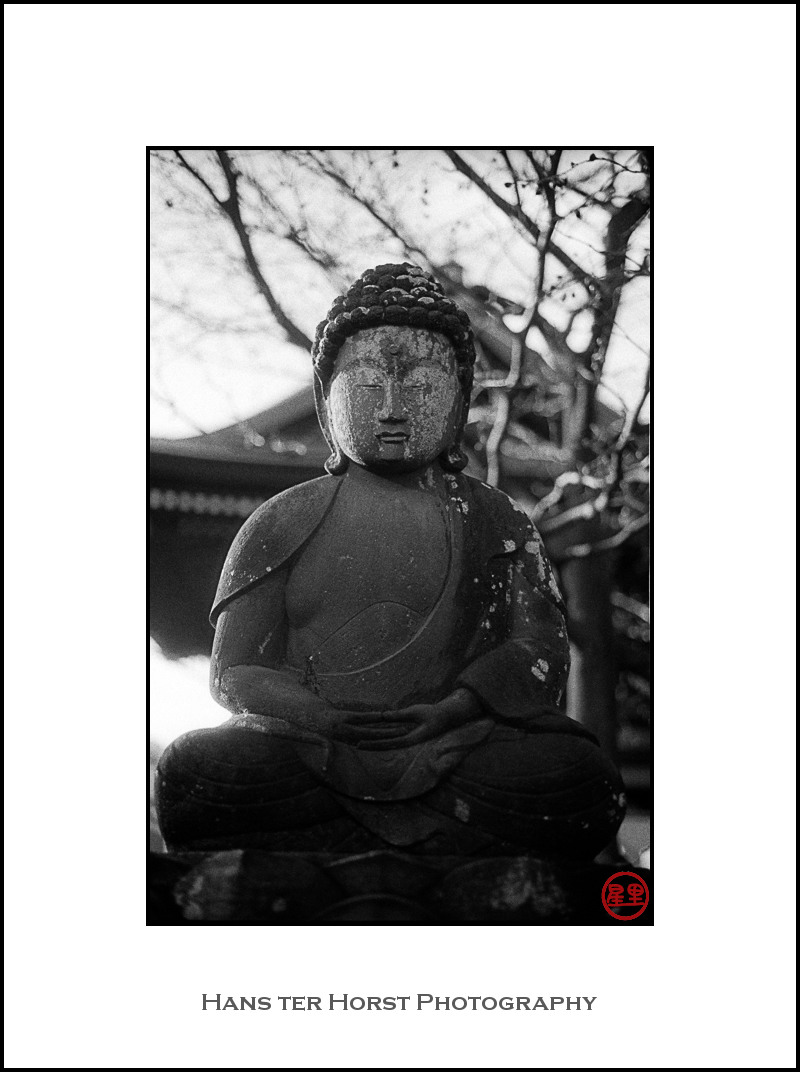 Saiunji temple Buddha statue, Kawagoe