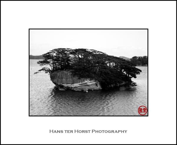Matsushima, island