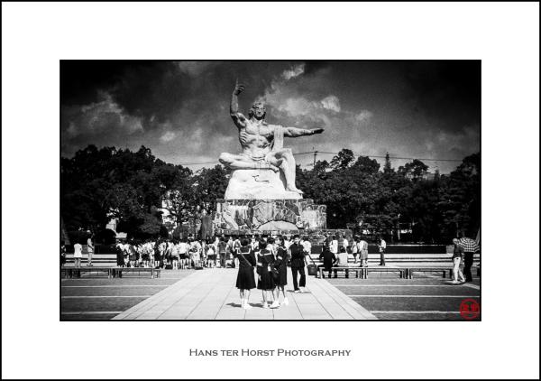Nagasaki, Peace Statue