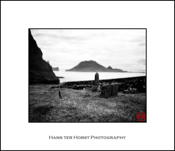 Faroe: graveyard of Gasadalur