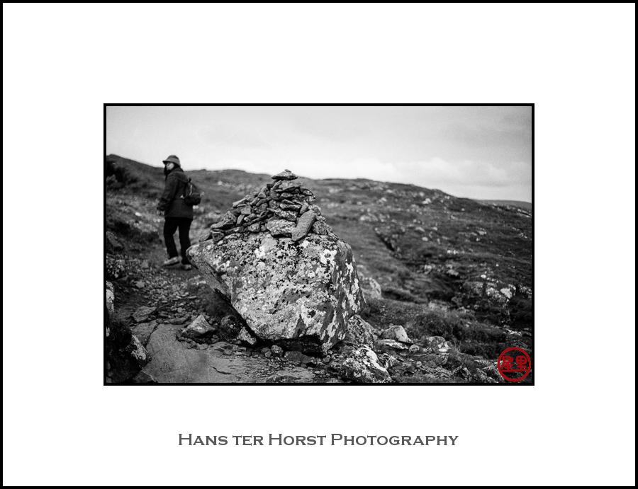 Faroe: hiking to Kirkjubøur