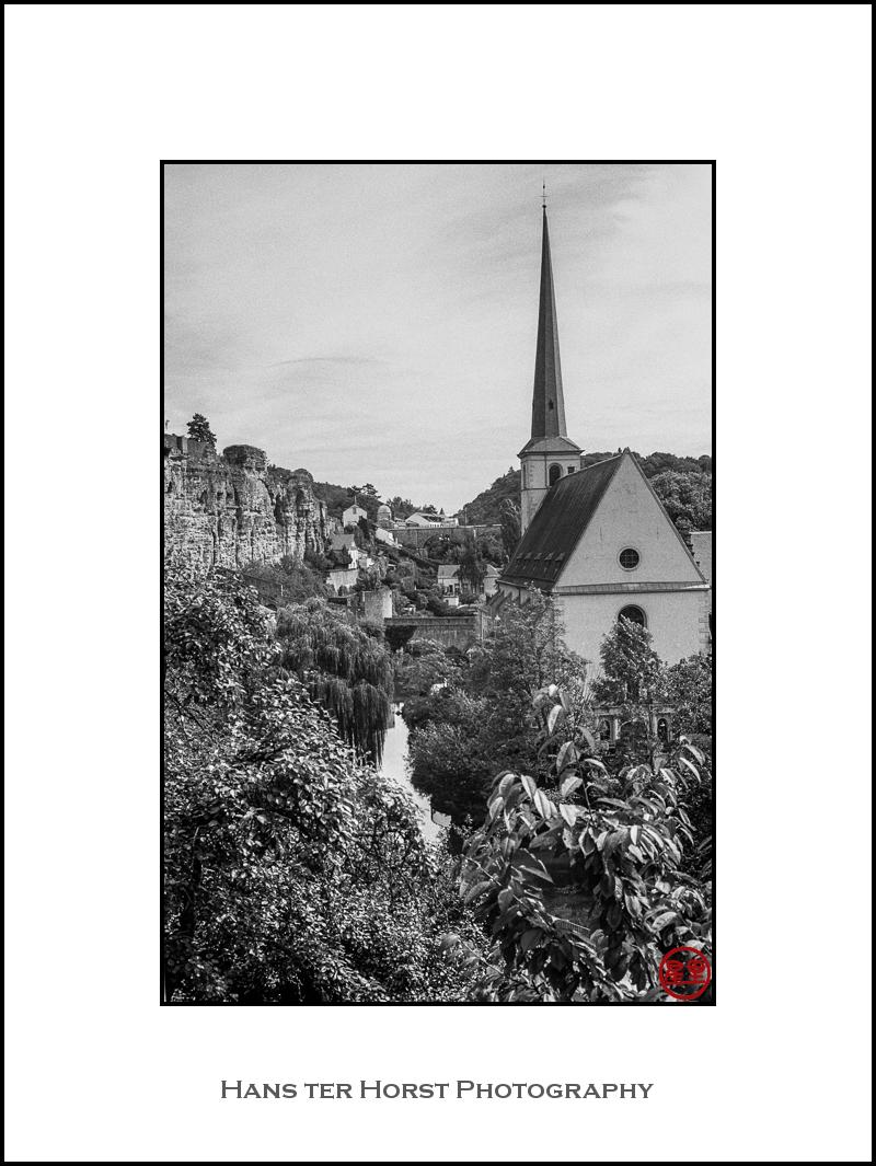 Luxembourg St Jean du Grund