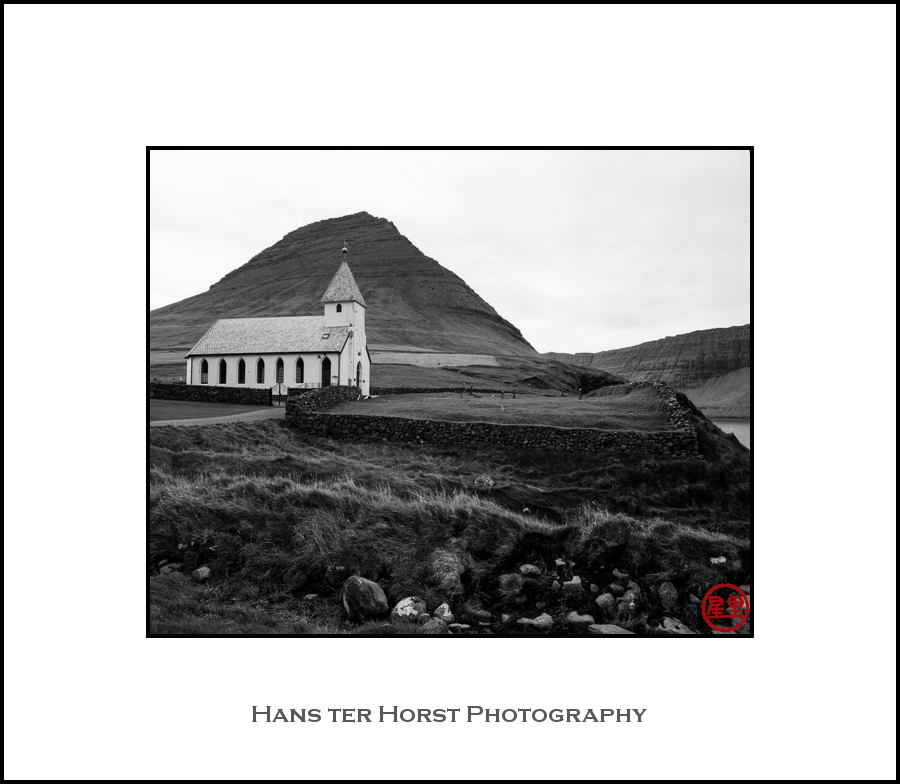 Faroe: Viðareiði Kirkja