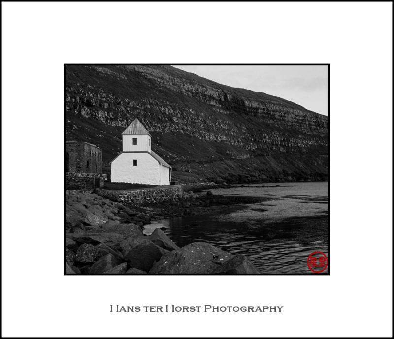 Faroe: Church of Kirkjubøur