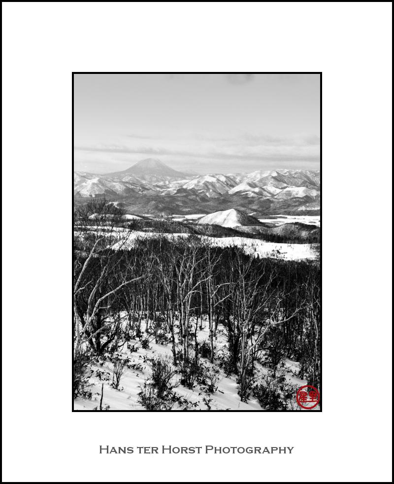 Mountainous Hokkaido