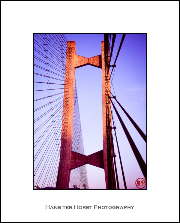 Bridge over the Arakawa River, Chichibu