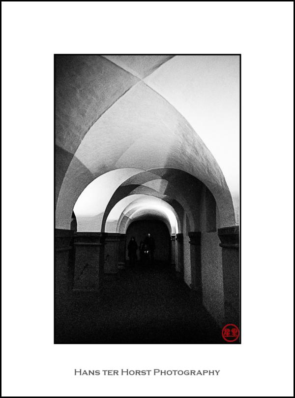 Inside the Trier Dom cellar