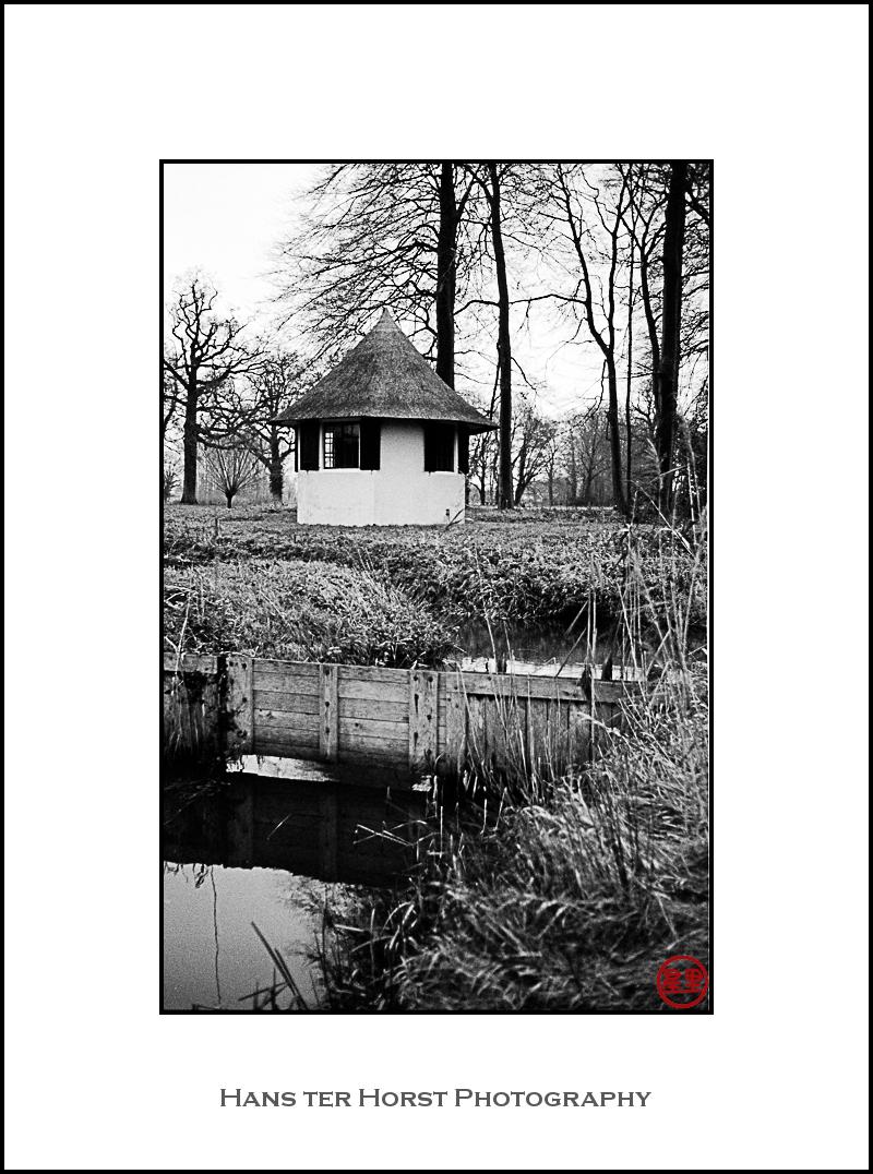 Tea pavilion, Velhorst, Almen