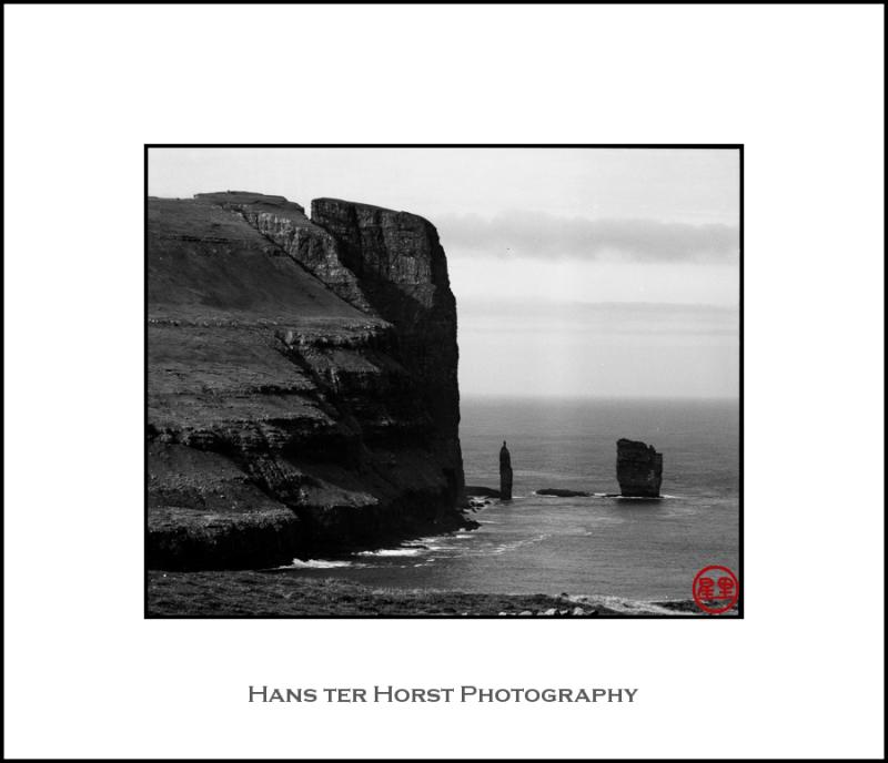 Faroe: view around Eiði