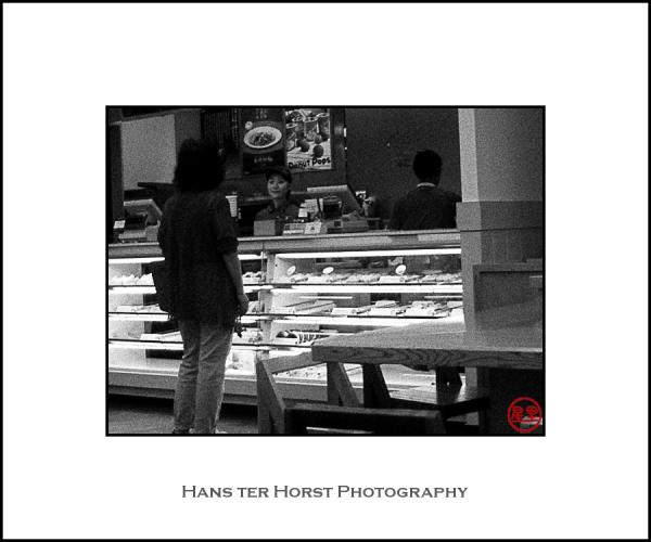 Shopping for cake