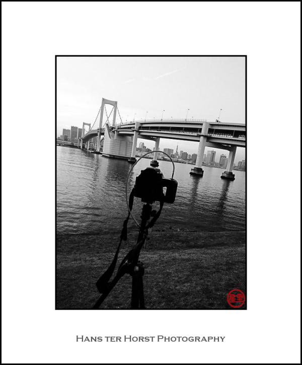 Photo shoot at the Rainbow Bridge
