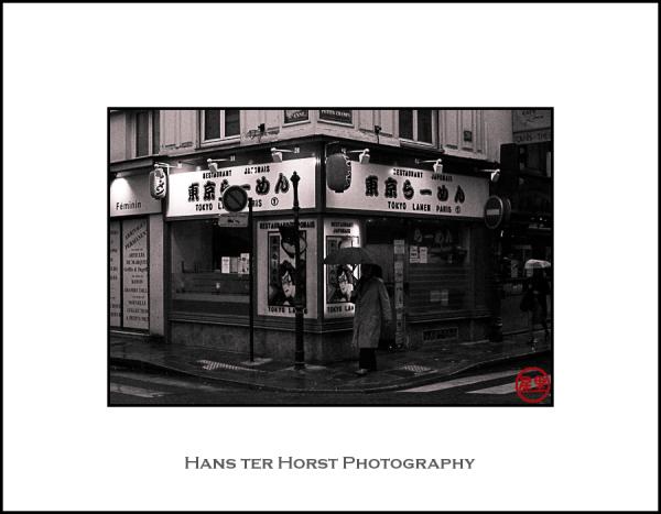 Ramen restaurants of Paris