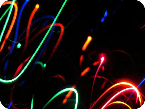 sparks*