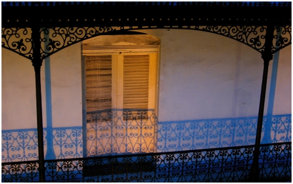 Old Balcony, Casco Viejo